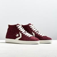 Converse Pro Leather Suede High Top Sneaker | Urban Outfitters