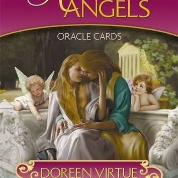 The Romance Angels Oracle Cards CRDS