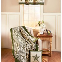 Green Country Barn Star Home Accents & Decor