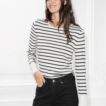 & Other Stories | Nautica Sweater | Stripe