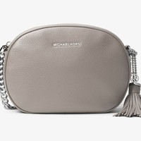MICHAEL Michael Kors Women's Medium Ginny Messenger Bag