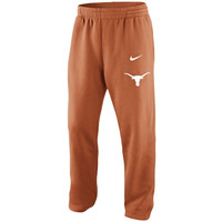 Nike Texas Longhorns Classic Fleece Pants - Burnt Orange