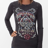 Affliction American Metal Infamous T-Shirt