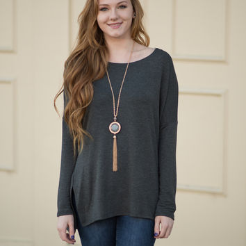Bamboo Piko Top