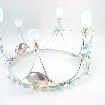 Winter Wonderland - The Ice Queen's Crown - Made to Order