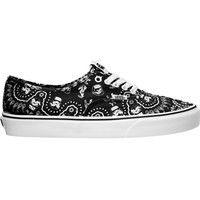 Vans Authentic Star Wars Stormtrooper Bandana Shoe - Men's (Star Wars) Stormtrooper Bandana,