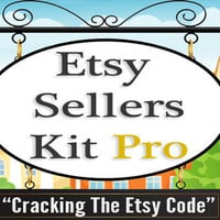 How to Make Money on Etsy Sellers Kit PRO Edition