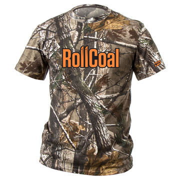 Roll Coal Realtree Camo Shirt