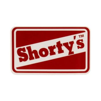 Shortys Hardware Shortys OG Classic Mini Sticker
