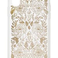 Sonix Secret Garden Print iPhone X Case | Nordstrom