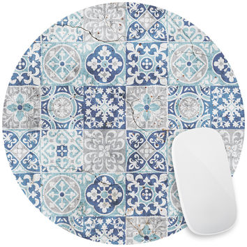 Tile Pattern Mouse Pad Decal