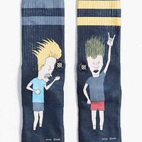 Stance Party On The Left Sock - Urban Outfitters