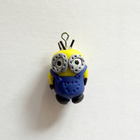 Despicable Me 2 Minion or Evil Minion Charm