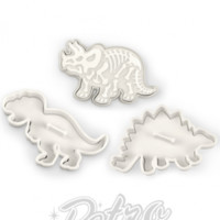 Retro Glam - Fred Dig Ins Cookie Cutters