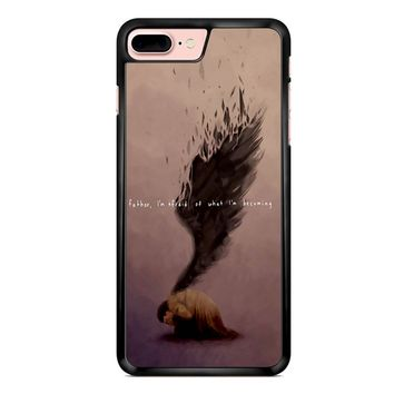Supernatural Castiel Quote iPhone 7 Plus Case