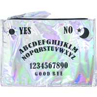 HOLOGRAM OUIJA CLUTCH