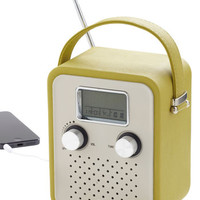 ModCloth Vintage Inspired Trail Remix Radio