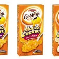 Pepperidge Farm Goldfish Mac N Cheese, 5.5 Oz. Box (3 Pack) (Nacho Cheese)