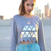 All Angles Sweater - Grey | Shop Civilized