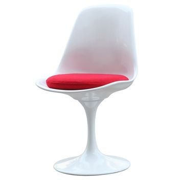 Tulip Side Chair (Set of 4) | Overstock.com Shopping - The Best Deals on Dining Chairs