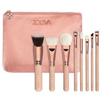 ZOEVA Rose Golden Vol. 2 Luxury Brush Set at Beauty Bay
