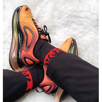 Nike Air Max 720 Air cushion Gym shoes