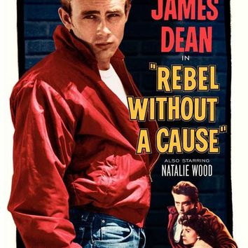 Rebel Without a Cause 27x40 Movie Poster (1955)