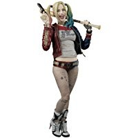 Action Figure Harley Quinn Model