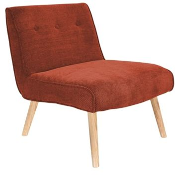 Orange Vintage Neo Posing Chair - PRL374