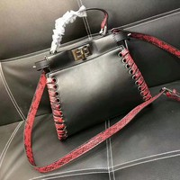 Excellent quality, FENDI two-color optional
