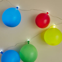 I'm on a Float Balloon String Lights