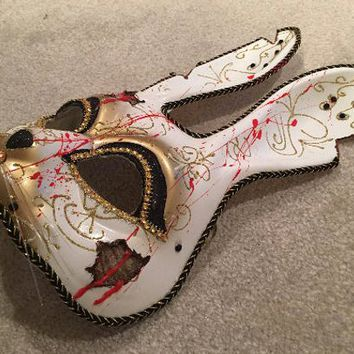 Bioshock Rabbit Splicer Mask