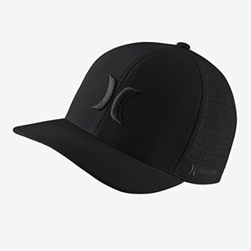 Hurley Phantom Vapor 2.0 Flexfit Hat Black, L/XL