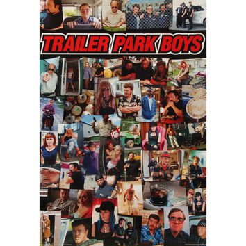 Trailer Park Boys Domestic Poster