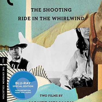 Jack Nicholson & Millie Perkins & Monte Hellman-The Shooting / Ride in the Whirlwind