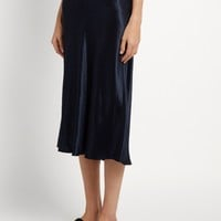 Satin midi skirt | Vince | MATCHESFASHION.COM US