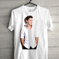 cameron dallas photo shoot, magcon boys Screen print Funny shirt for t shirt mens and t shirt girl size s, m, l, xl, xxl