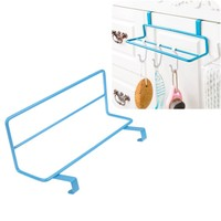 Kitchen cloth towel hang storage holders Household towel hang holder Bathroom Storage