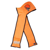 Cleveland Browns NFL Ultra Fleece Hoodie Scarf