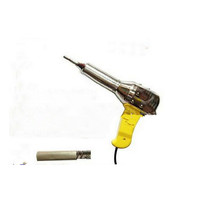700W Plastic Welding Gun Thermoregulation Heat Gun Plastic Welding Gun Bumper Car Repair Tool