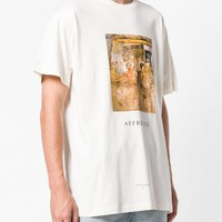 Ih Nom Uh Nit Affresco T-shirt - Farfetch