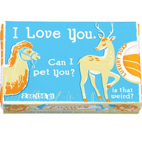 I Love You, Can I Pet You, Is That Weird? Luxury Soap Bar
