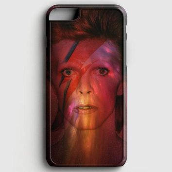 David Bowie Galaxy iPhone 6/6S Case