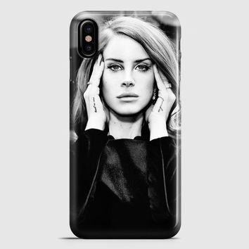 Lana Del Rey And Marina The Diamonds Photo Collage iPhone X Case | casescraft