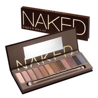 Urban Decay Naked Eye Shadow Palettes