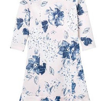 Porcelain Printed Dress