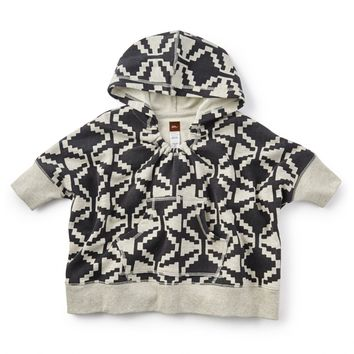 Tea Collection Pampas Hoodie