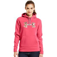 Under Armour Womens UA Tackle Twill Hoody