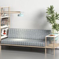 Herb Is a Multi-Functional Sofa and Living Space by Burak Kocak - Homeli