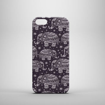 INDIAN ELEPHANT PATTERN Design Custom Case by ditto! for iPhone 6 6 Plus iPhone 5 5s 5c iPhone 4 4s Samsung Galaxy s3 s4 & s5 and Note 2 3 4